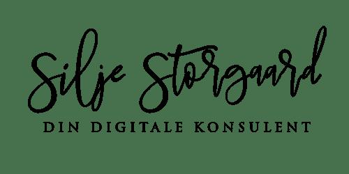 SILJE STORGAARD - Digital Konsulent