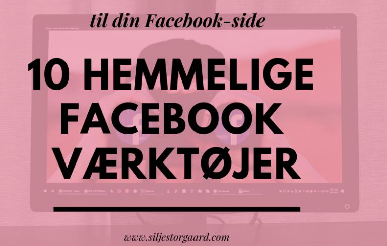 10 hemmelige Facebook værktøjer e1549993459162